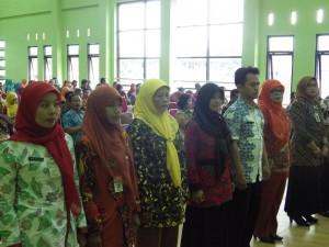 Para Penerima Penghargaan PTK Berprestasi 2016