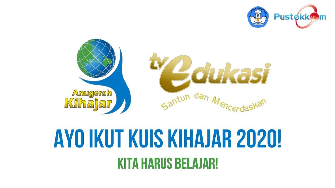 Penyelenggaraan Kuis Kihajar Tahun 2020